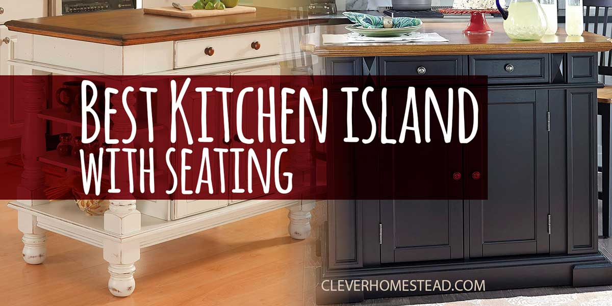 Best KITCHEN ISLAND (2020) plus SEATING and LIGHTS