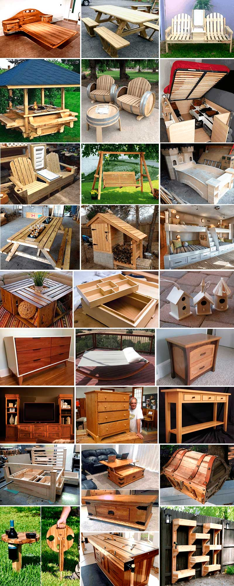 woodworking projects 1, Optin Woodworking Plans